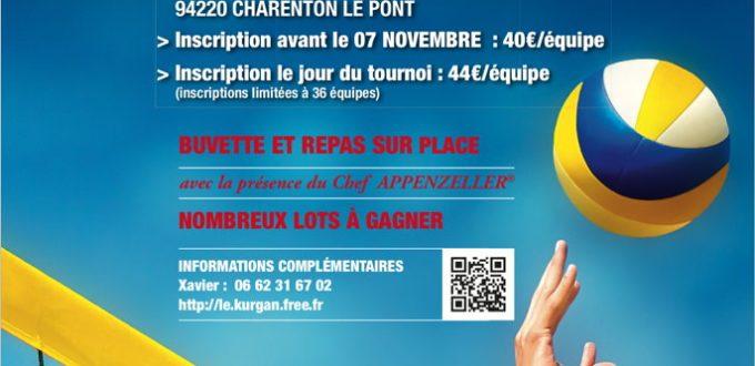 Tournois Appenzeller du 11/11/2015